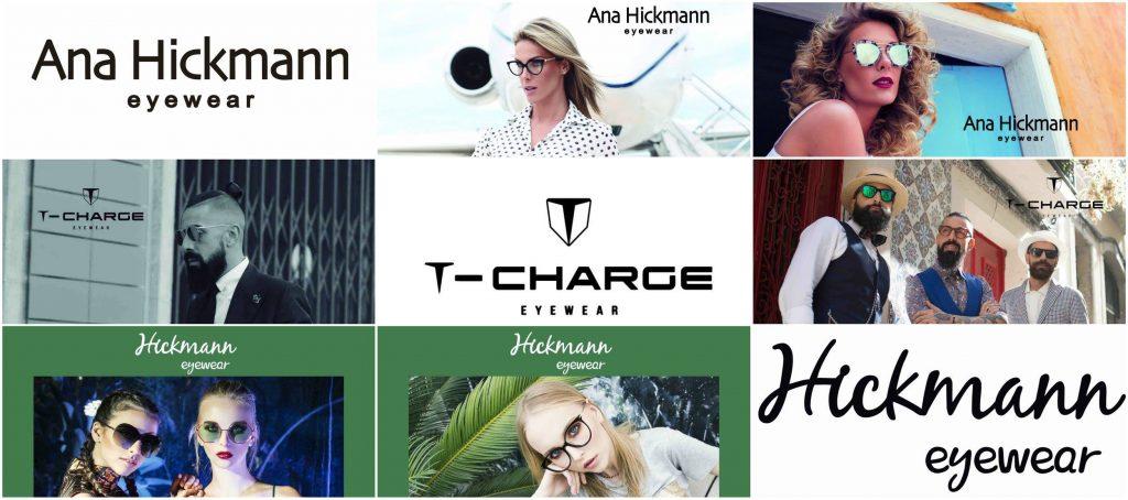 Neu bei uns im Geschäft : Ana Hickmann & T-Charge
